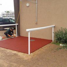 tapis caoutchouc, aménagement écurie, portes, matériel équestre, agroservice, maroc