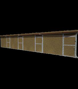 Box chevaux, aménagement écurie, portes, matériel équestre, agroservice, maroc
