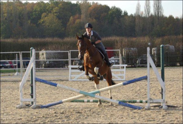 Obstacle, cso, croisillon